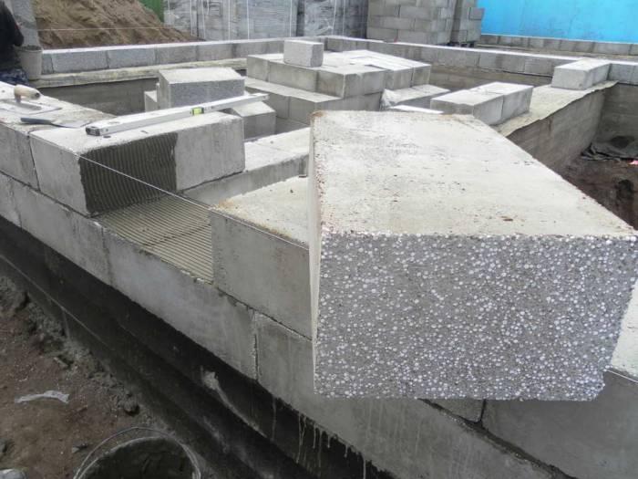 стоимость блоков для строительства дома