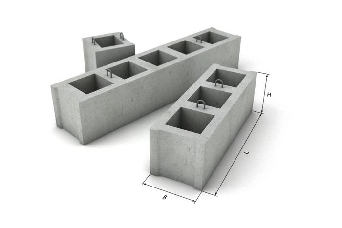фундаментные блоки гост