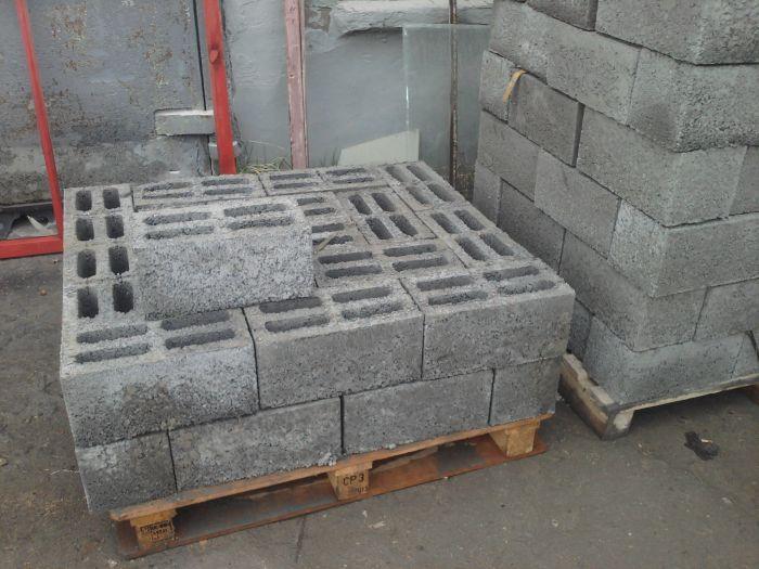керамзитобетонные блоки гост 6133 99 размеры