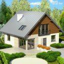 Проекты и фото одноэтажных домов