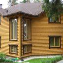Чем обшить дом снаружи дешевле?