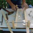 Приспособление шаблон для укладки кирпича своими руками