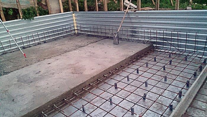 гидроизоляция фундамента плиты