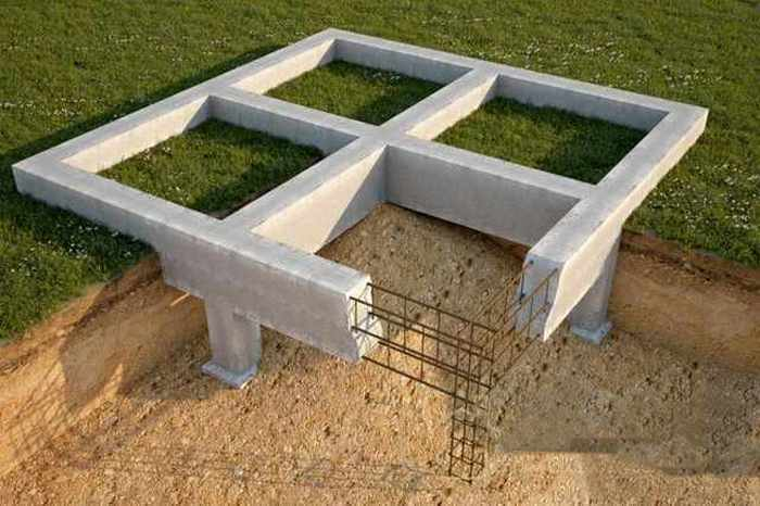 устройство свайных фундаментов