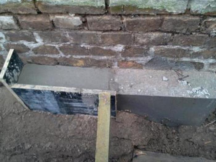 как укрепить старый фундамент частного дома
