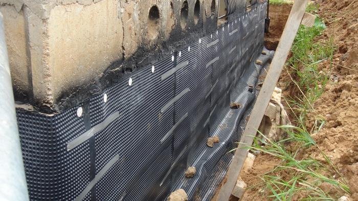 проникающая гидроизоляция для кирпичной кладки