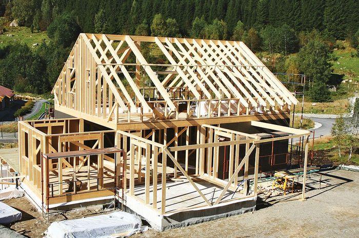как построить дом своими руками дешево