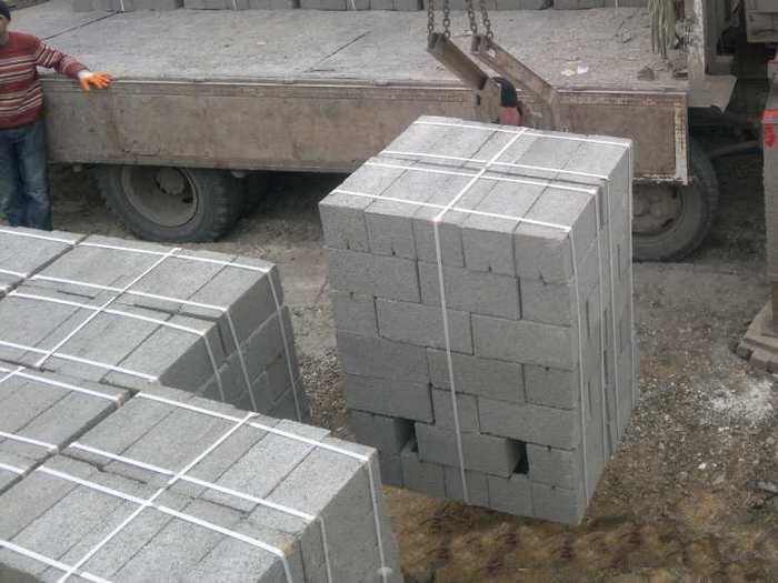 построить дом из шлакоблока