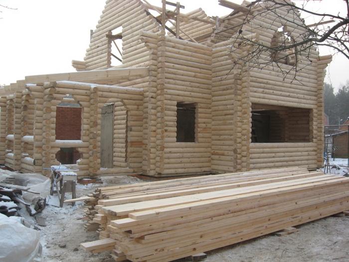 проекты деревянных домов для круглогодичного проживания