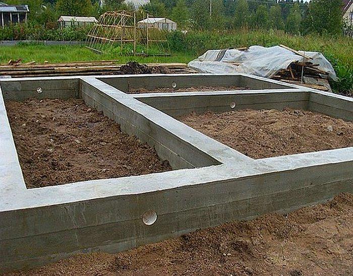 строительство домов из опилкобетона своими руками видео