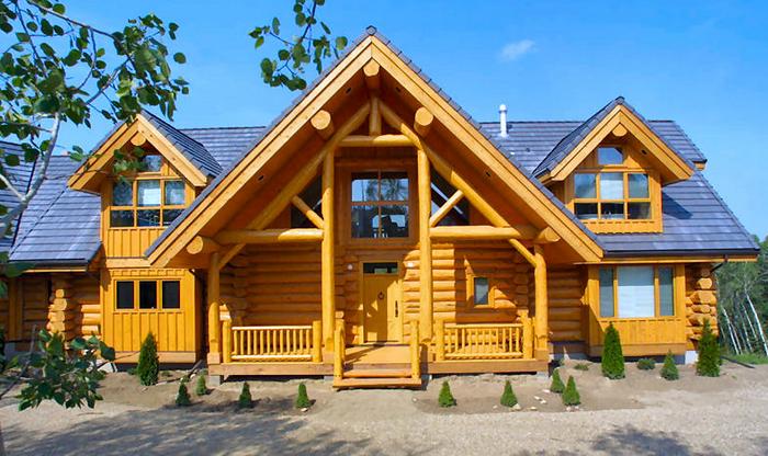 деревянные дома до 100 кв м