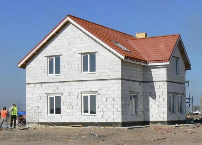 долговечность дома из газобетона