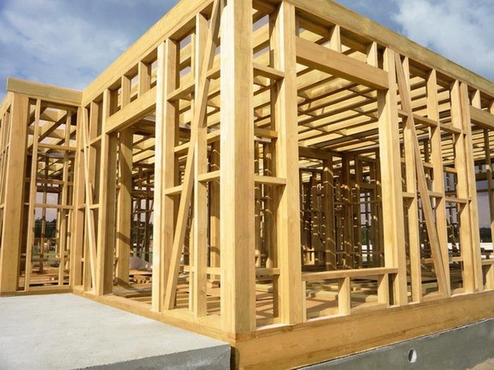как построить дом из осб своими руками