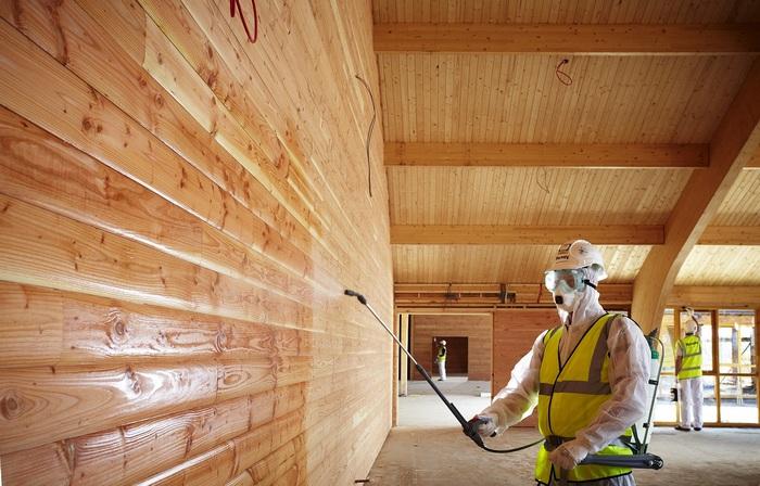 фото красивых деревянных домов внутри и снаружи