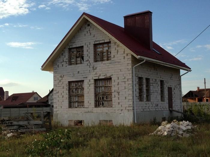 как построить дом дешево своими руками