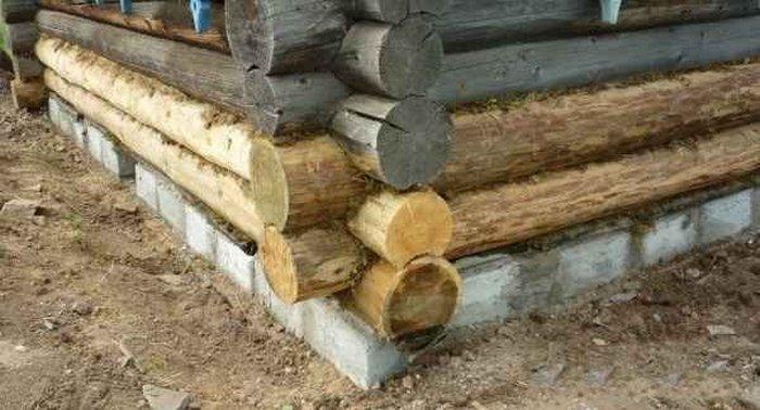 ремонт и отделка деревянного дома
