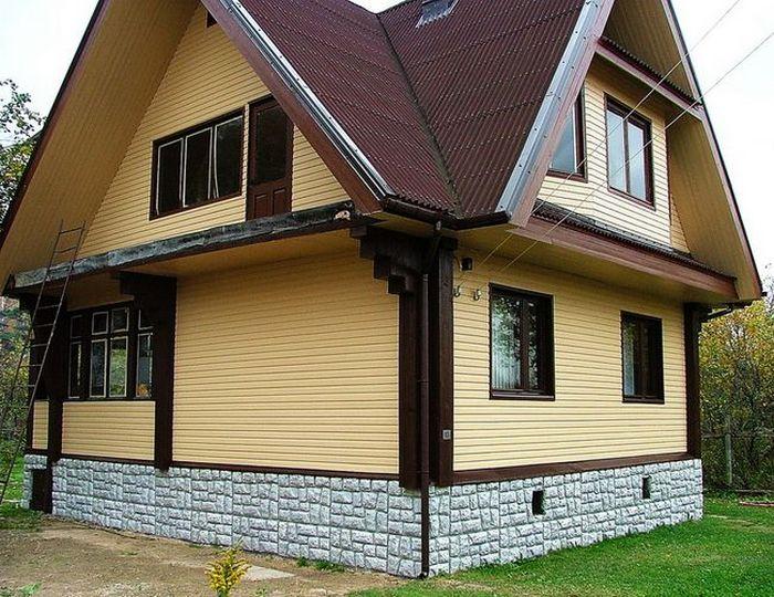 фото ремонта деревянного дома внутри