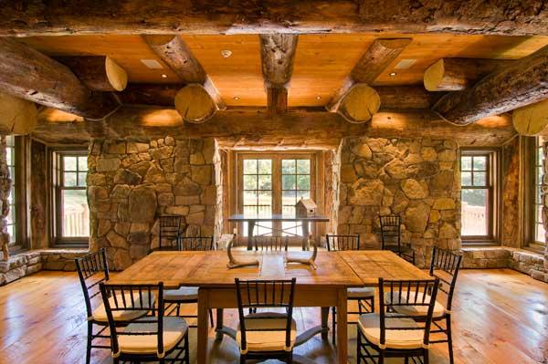 красивые деревянные дома фото внутри и снаружи