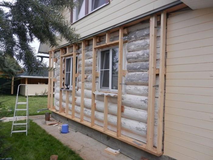 чем лучше обшить деревянный дом снаружи отзывы