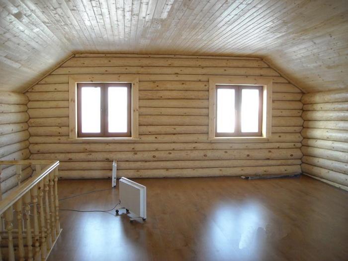 чем можно недорого обшить стены внутри дома