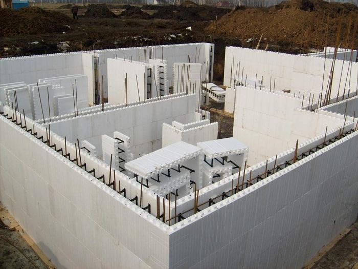 как построить загородный дом своими руками