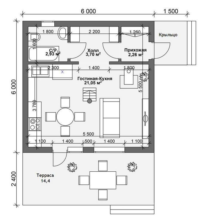 можно ли построить дом на садовом участке