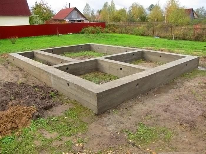 технология строительства каркасного дома поэтапно