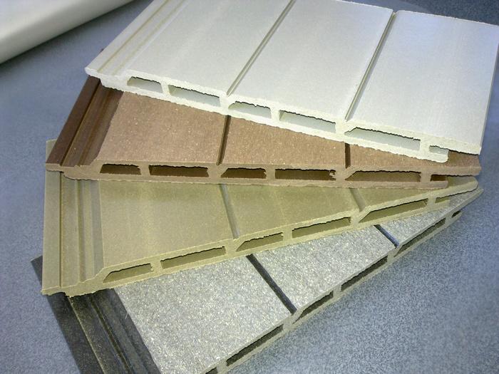 панели для обшивки дома