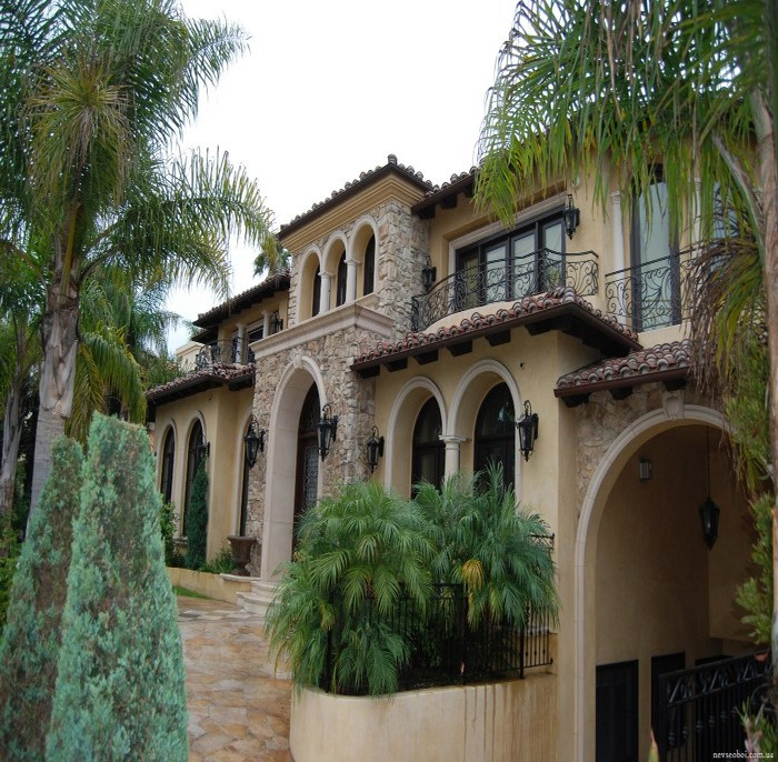 фасад дома фото частных двухэтажных домов