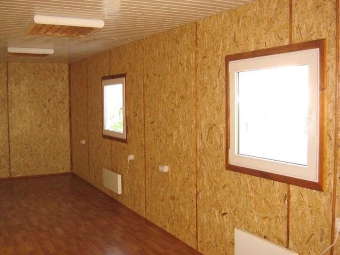 облицовка дома из сип панелей