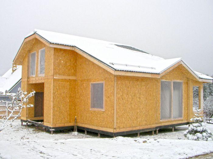 быстровозводимые дома отзывы владельцев
