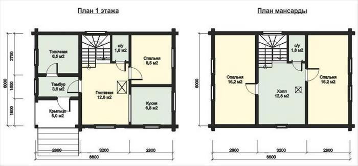 проекты домов двухэтажных фото