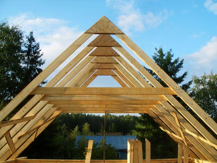 дачный дом шалаш проекты