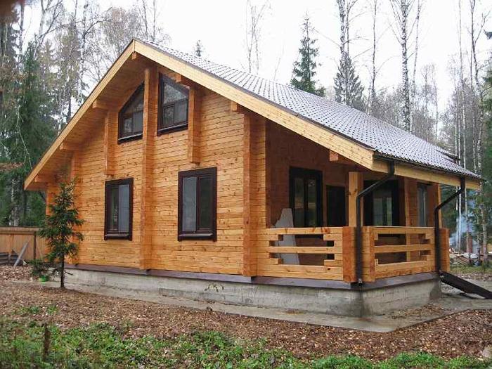 дома готовые финские