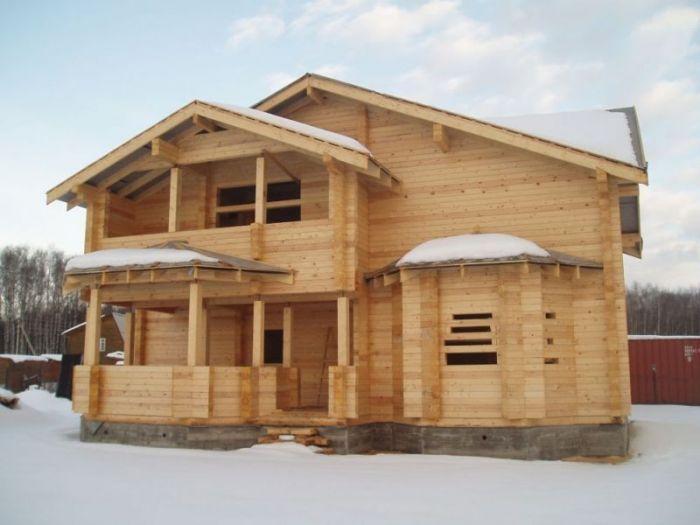 быстровозводимые дома из металлоконструкций