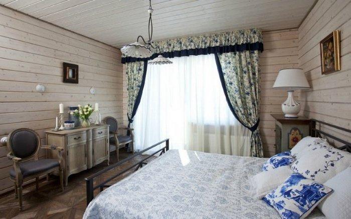 загородный дом в стиле прованс