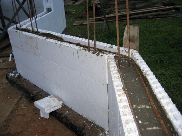 построить монолитный дом