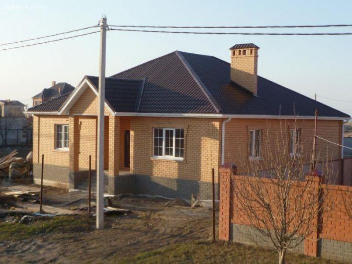 проекты одноэтажных домов цены строительства