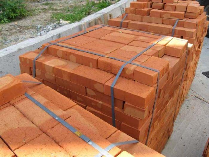 стоимость кирпича для строительства дома
