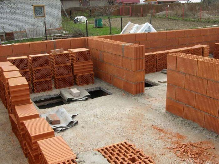 газобетонные блоки или керамические блоки