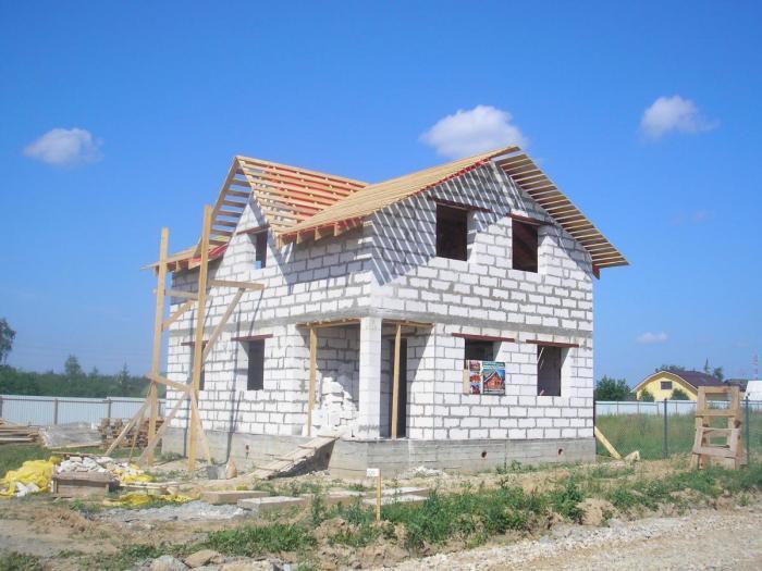 дома из блоков отзывы владельцев