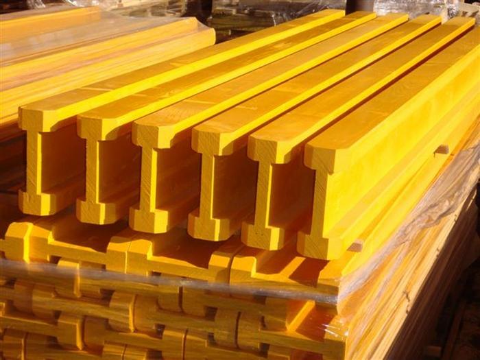 двутавровые балки перекрытия деревянные