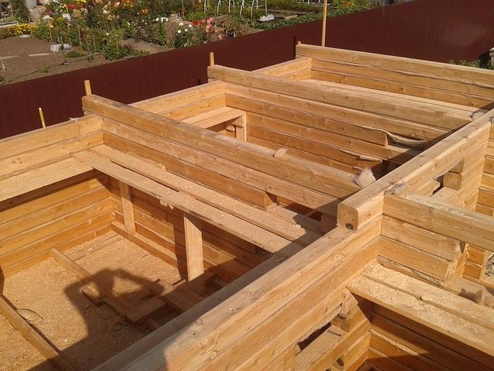 готовые сметы на строительство дома из бруса