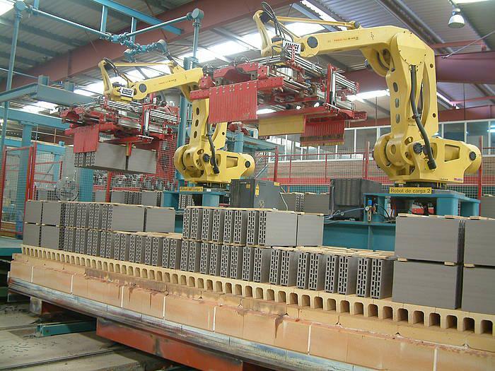 технология производства керамических блоков