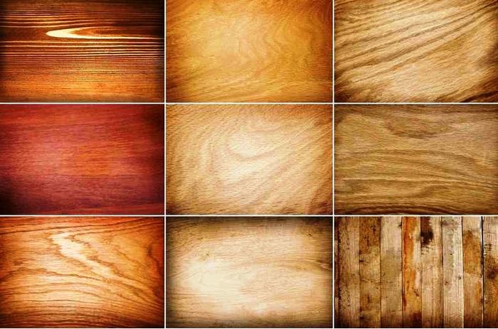 отделочные материалы для внутренних стен из дерева