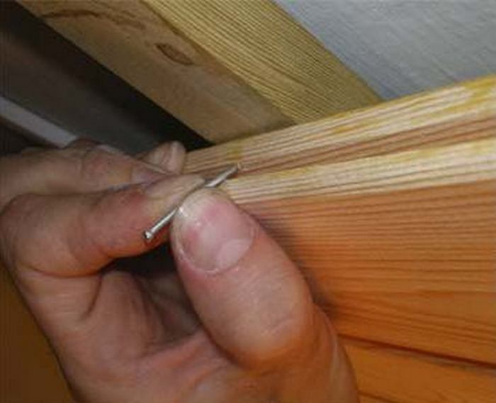 как обшить дом имитацией бруса своими руками