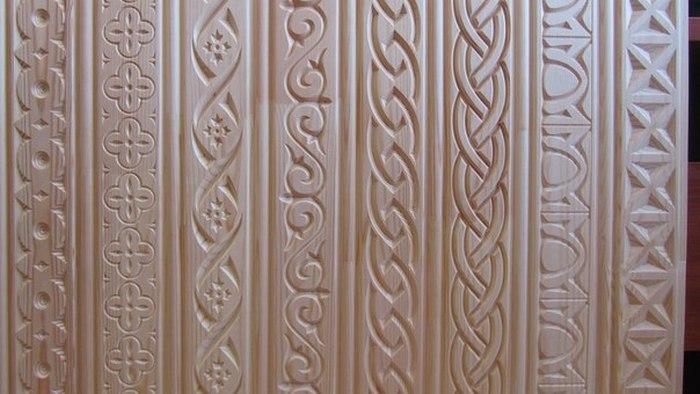 отделочные материалы для стен дерево