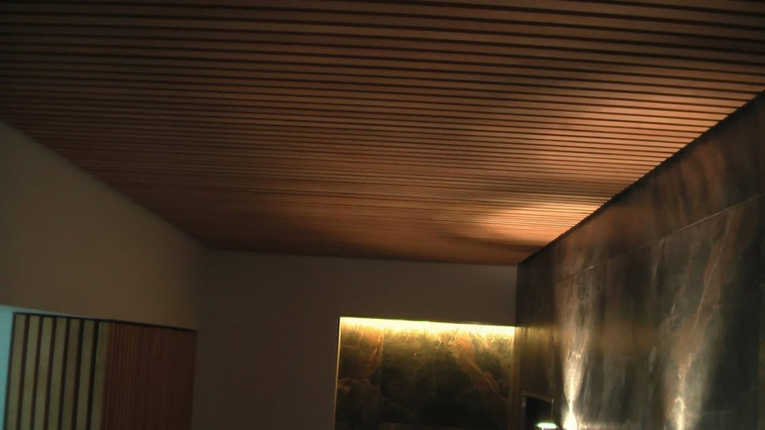 рейка для обшивки потолка