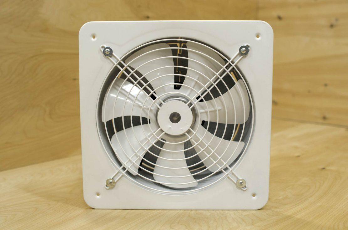 вентилятор потолочный вытяжной