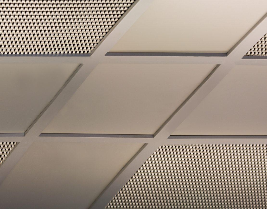 потолки Армстронг акустические